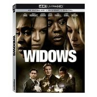 Widows (4K Ultra HD + DVD + Digital Copy)