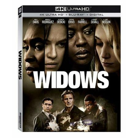 Widows (4K Ultra HD + DVD + Digital - Hd Series Dvr