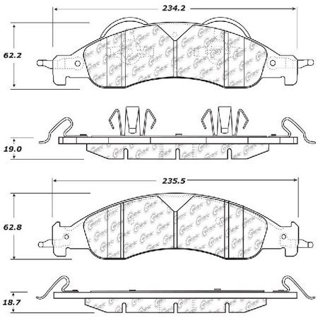 Go-Parts OE Replacement for 2007-2009 Lincoln Navigator