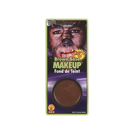 Grease Makeup (Brown Grease Makeup Rubies 18165, One)