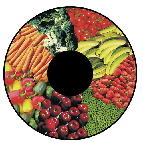 FlagHouse Fruits and Vegetable Effect Wheel