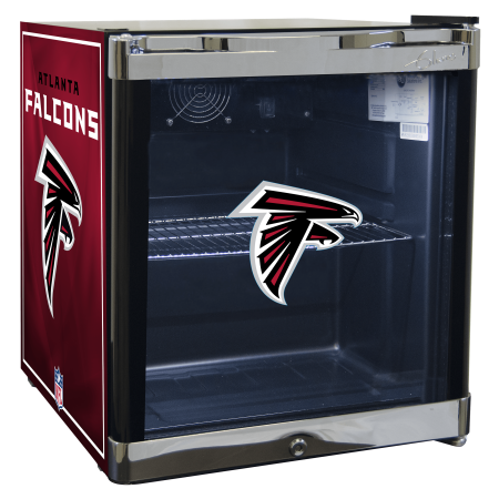 NFL Refrigerated Beverage Center 1.8 cu ft- Atlanta Falcons by