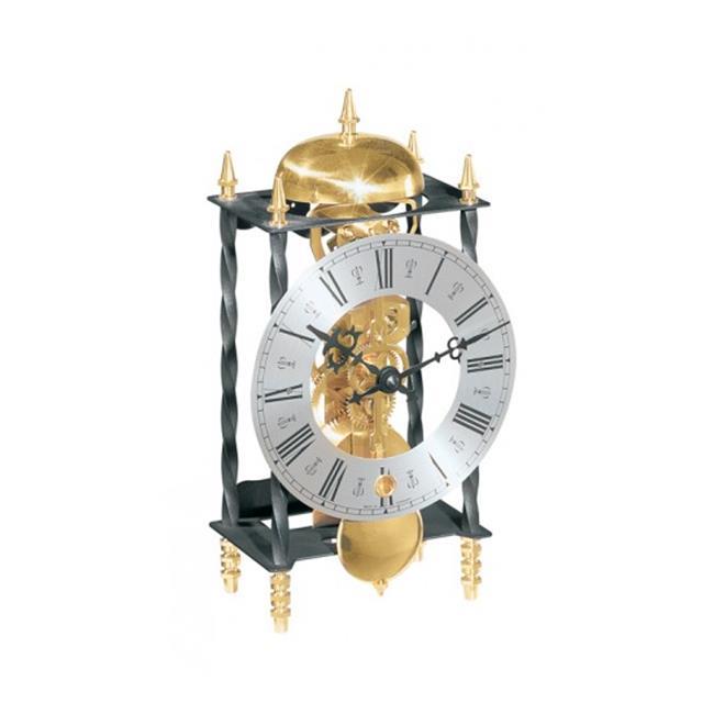 HERMLE 22734000701 Galahad II Mechanical Mantel & Table C...