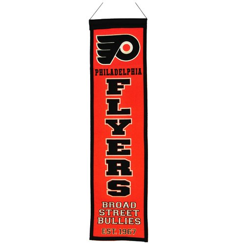 NHL Heritage Banner, Philadelphia Flyers