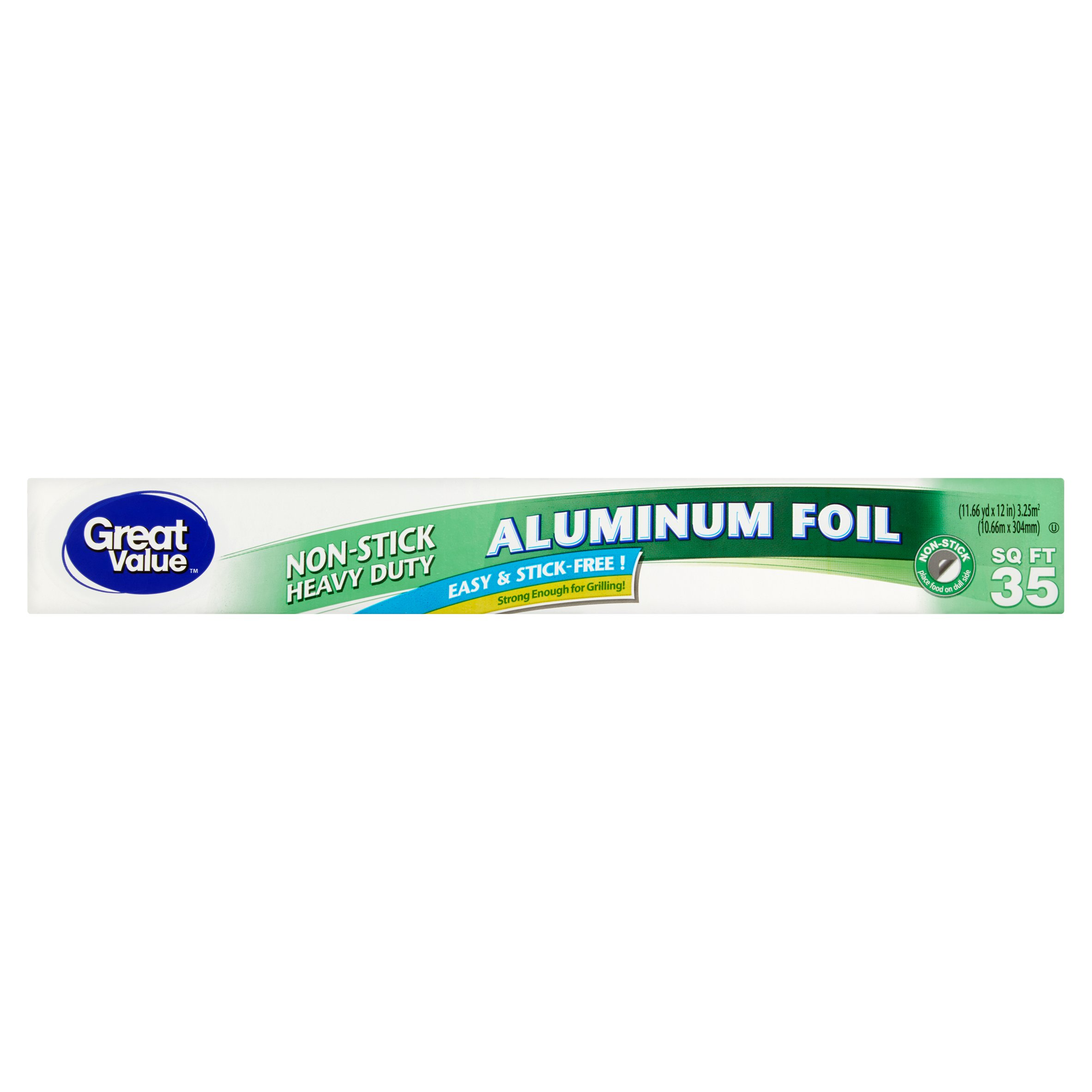 Reynolds Wrap Heavy Duty Non-stick Aluminum Foil 6 Packs 35 Sq Ft Each New