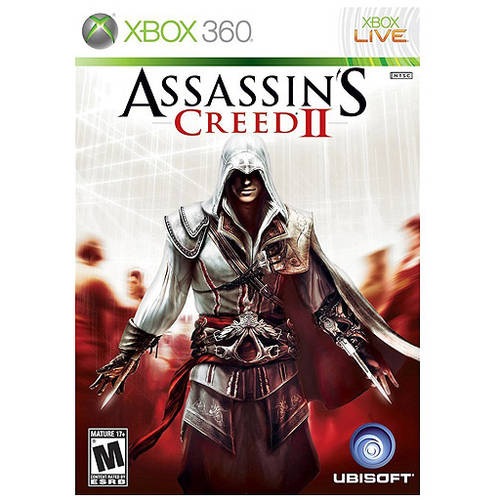 Ubisoft Montreal Assassin's Creed II (Xbox 360)  -  Pre - Owned