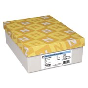 Neenah Paper Classic Crest #10 Envelope, 4 1/8 x 9 1/2, Baronial Ivory, 500/Box