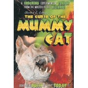 Curse of the Mummy Cat by