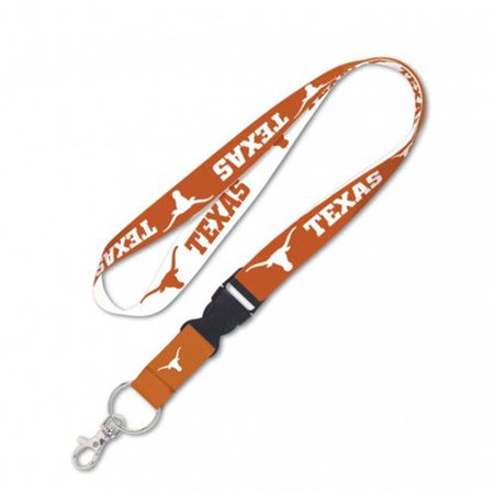 Wincraft 3208527364 Texas Longhorns Lanyard with Detachable Buckle ()