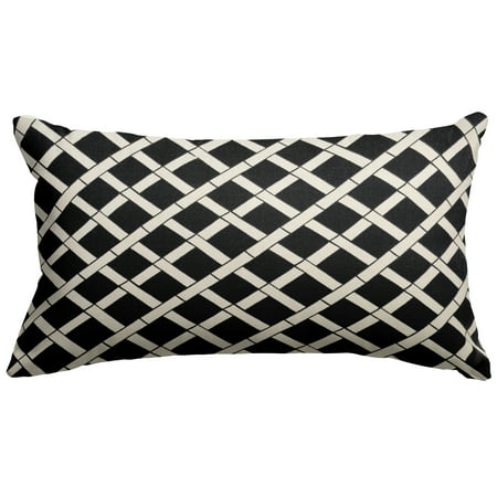 Majestic Home Goods Bamboo Indoor Outdoor Small Decorative Throw Pillow Bamboo Decorative Pillow