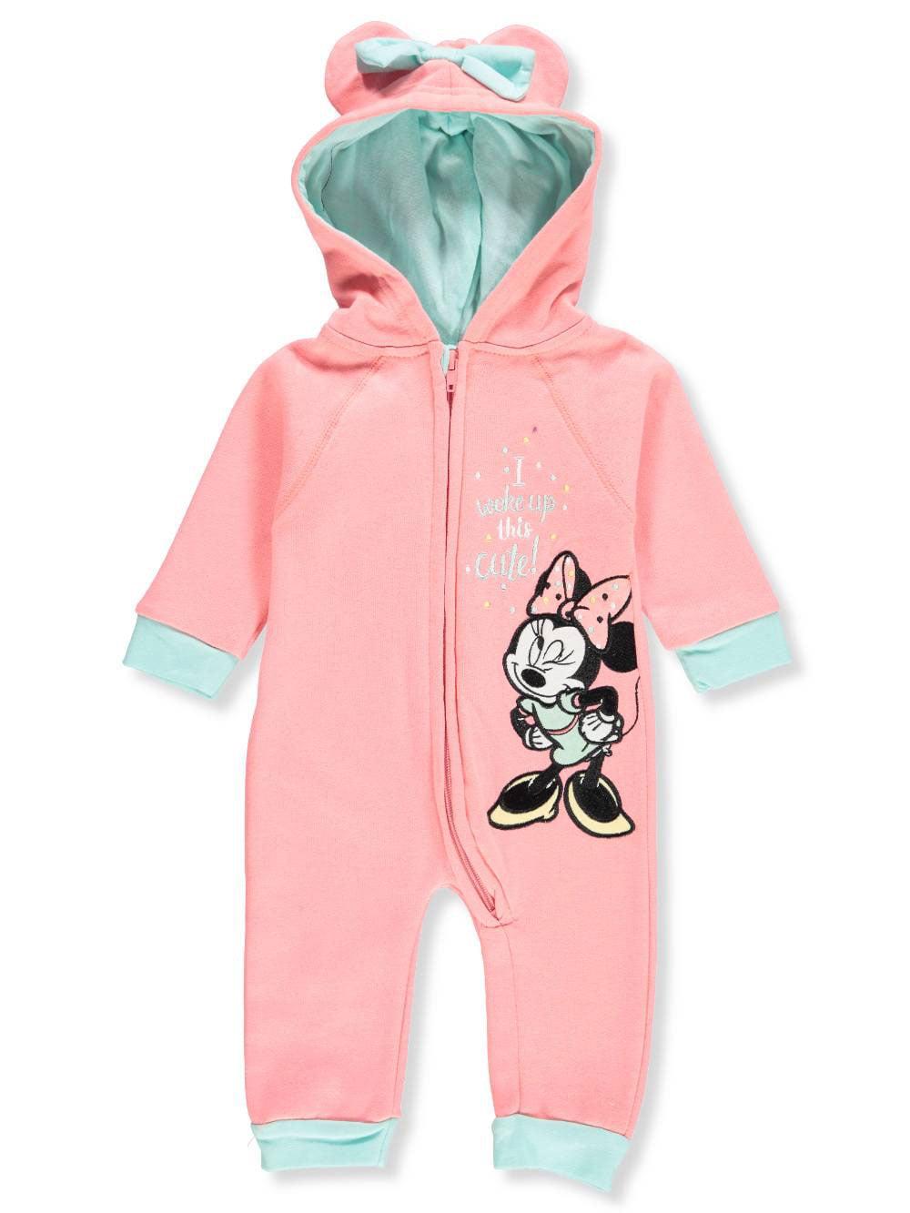 Disney Minnie Mouse Baby Girls' Pram Suit