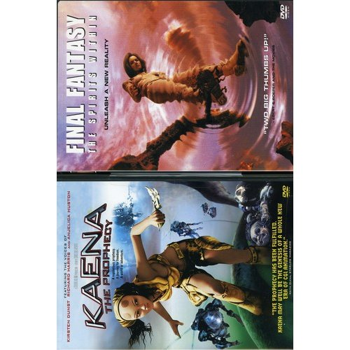 Kaena: The Prophecy / Final Fantasy: The Spirit Within (Widescreen)