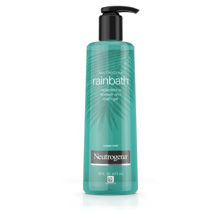 Neutrogena Rainbath Replenishing Shower/Bath Gel, Ocean Mist, 16 (Ocean Gel Shower Gel)
