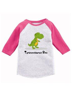 754aabc5 Product Image Awkward Styles Tyrannosaurus Rex Dinosaur Toddler Raglan  Dinosaur Jersey Shirt Kids Dinosaur Birthday Party Cute Dinosaur