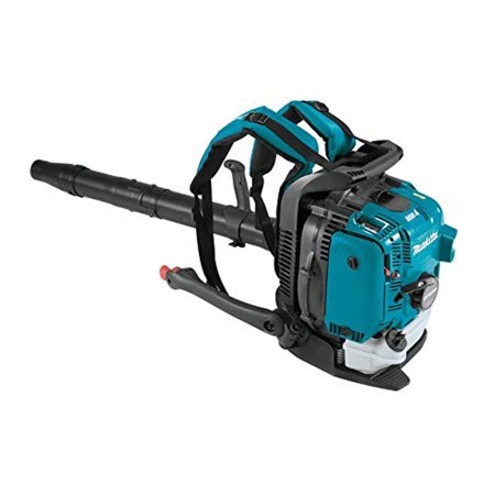 Makita Backpack Hip Throttle Blower, 706 cfm, 206 mph Air, 3.8 hp (Power), MM4?? 4-Stroke Engine, 64 oz Fuel (Makita Bhx2501 24-5 Cc 4 Stroke Petrol Blower)