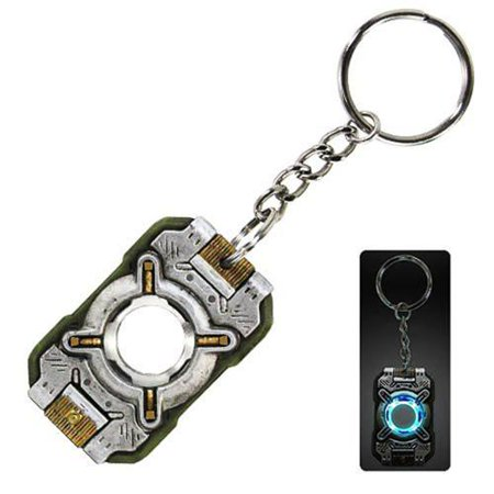 4 Cortana Chip Light Up Keychain