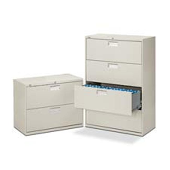 HON Company 2 Drawer Lateral File W-Lock . -. 38inch