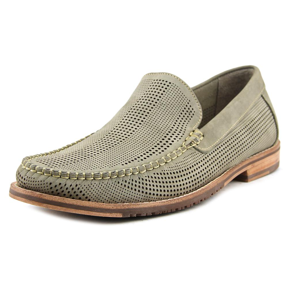 Tommy Bahama Felton Round Toe Leather Loafer by Tommy Bahama