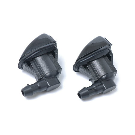 2Pcs/Set Car Front Windshield Wiper Spray Nozzle Washer Jet for Toyota Sienna