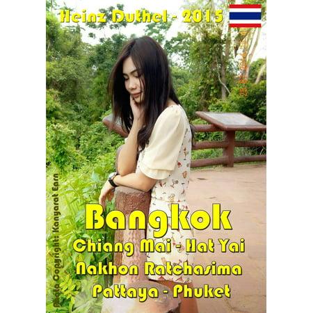 Bangkok Chiang Mai Hat Yai Nakhon Ratchasima Pattaya Phuket -