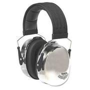 TASCO 2957S Ear Muff, 29dB, Over-the-Head, Silver