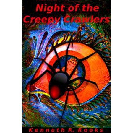 Night of the Creepy Crawlers - (Jakks Creepy Crawlers)