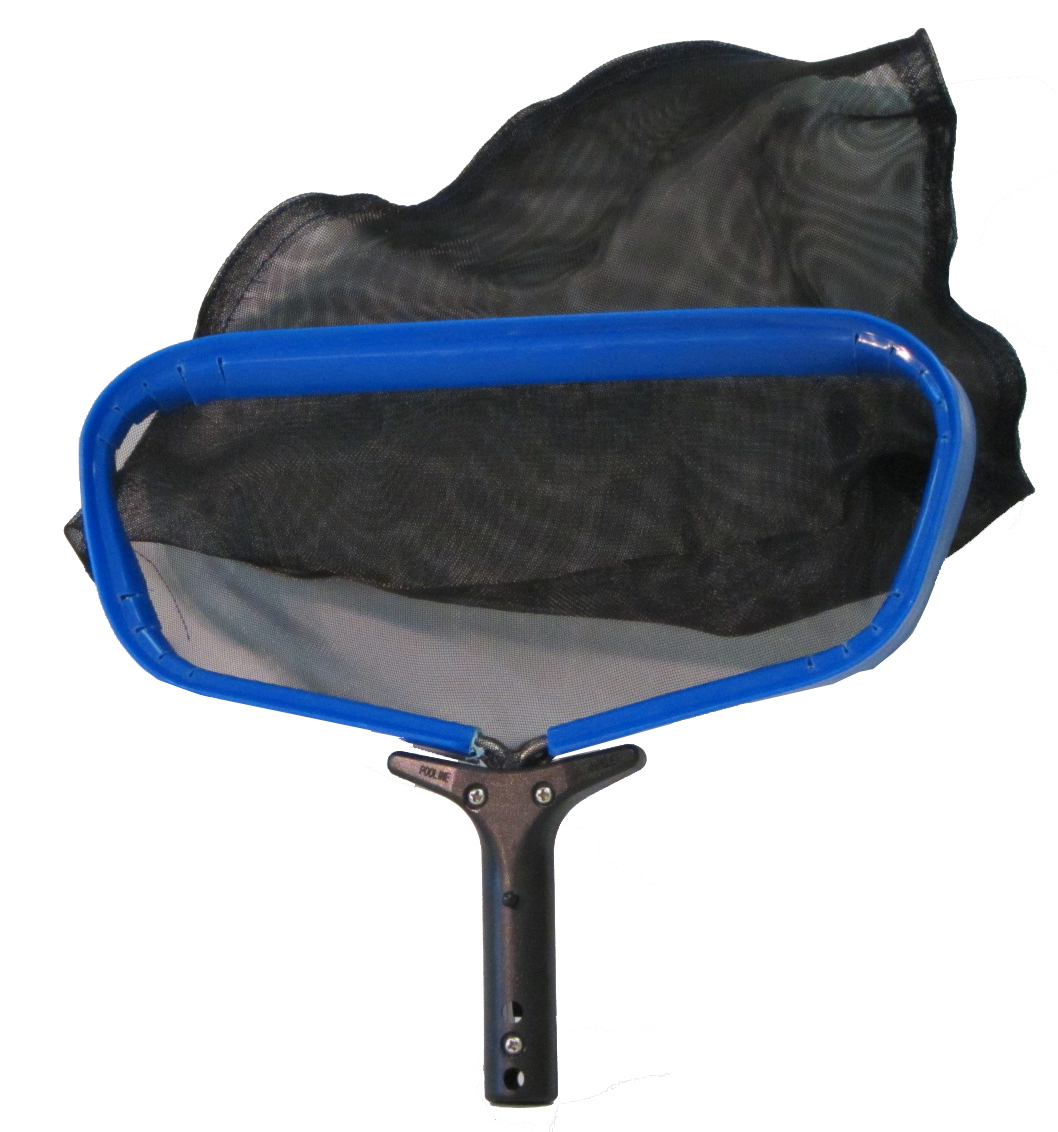Swimming Pool Leaf Rake Pro With Small Stiff Net