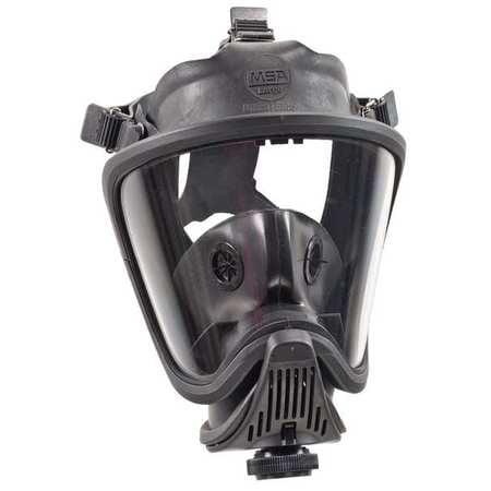 Elite Diaphragm - MSA Full Face Respirator,Threaded,M 493020
