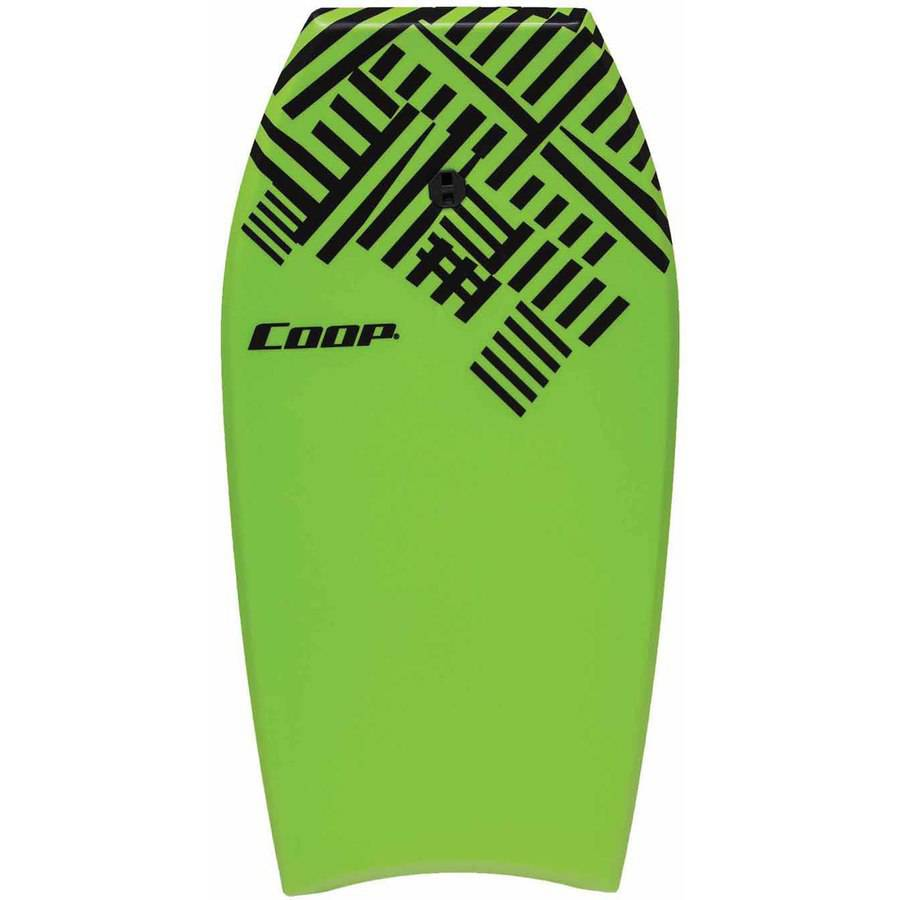 Click here to buy Super Pipe 41 Body Board, Green by Generic.