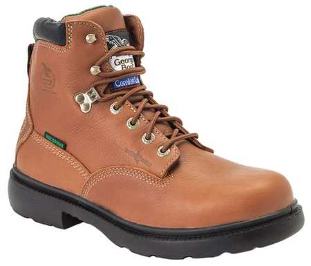 Click here to buy Georgia Boot Size 10-1 2 Steel Toe Work Boots, Men