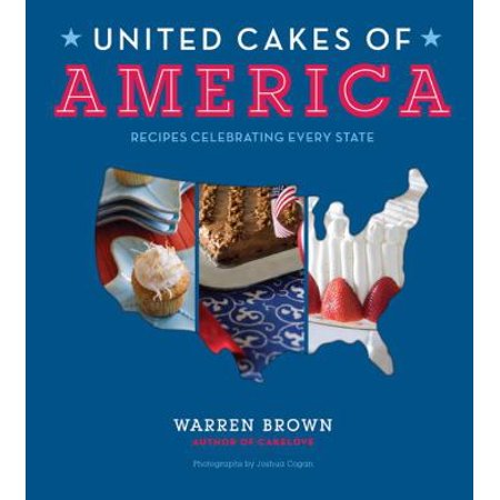 United Cakes of America : Recipes Celebrating Every State - Halloween Pumpkin Cake Recipe