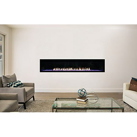 Empire Vents Mirror - Empire Boulevard Vent Free 60 inch Fireplace Propane Gas