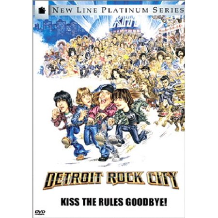 Detroit Rock City (DVD) (Mapsource Europe City Navigator Dvd)