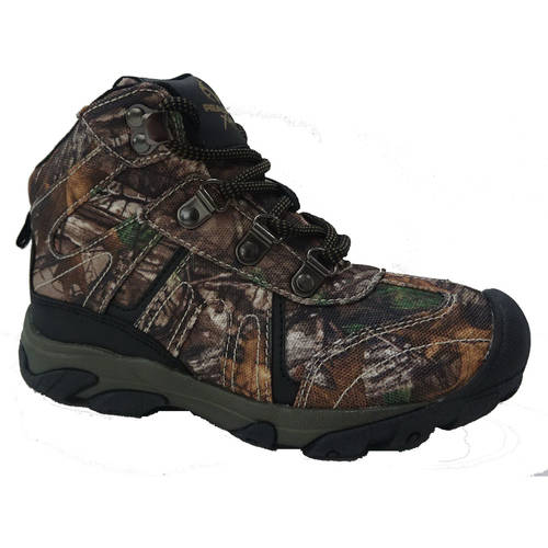 Image of Real Tree Boys' Mid Hiking Boot