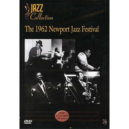 La Jazz Festival - The 1962 Newport Jazz Festival (DVD)