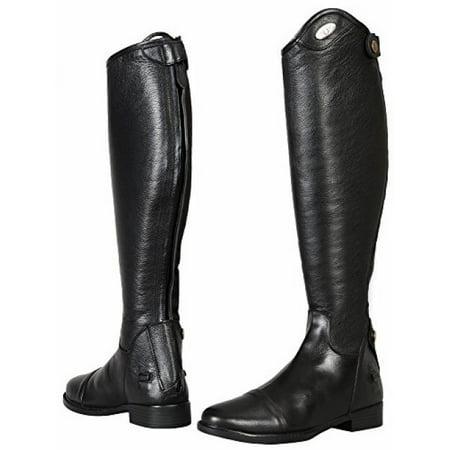 TuffRider Ladies Belmont Dress Boot 9.5 X-Slim - Halloween Fancy Dress For Horse And Rider
