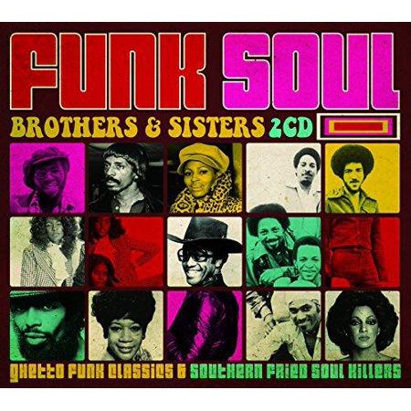 Funk Soul Brothers & Sisters / Various (Sister Funk 2)