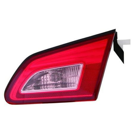 Go-Parts » 2009 - 2013 Infiniti G37 Back Up Light - Right (Passenger) Side - (Sedan) 26540-JK60C IN2883104 Replacement For Infiniti G37 2009 Infiniti G37 Sedan