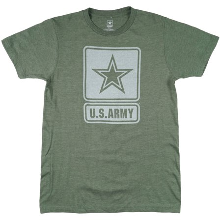 Army Air Force Uniforms (United States Army T-Shirt Military Green Short Sleeve USA America Air Force)