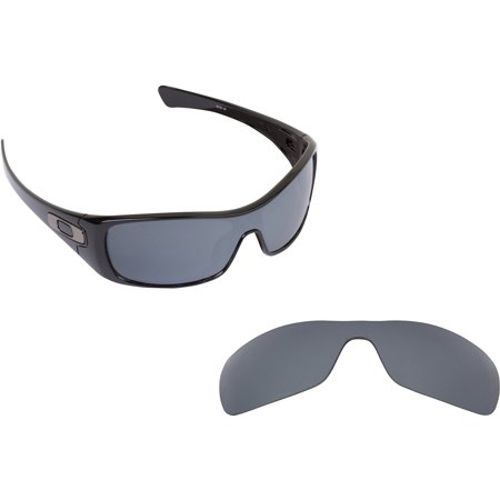 d59ec7cae1 Seek Optics - Antix Replacement Lenses Grey Blue   Black Iridium by SEEK  fits OAKLEY - Walmart.com