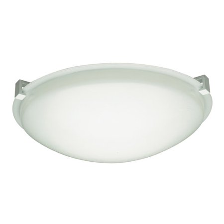 PLC Lighting PLC 6000 Functional Flushmount Ceiling Fixture from the Cloud Collection ()