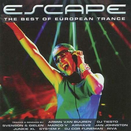 ESCAPE: THE BEST OF EUROPEAN TRANCE - Dj Trance Halloween