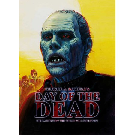 Day Of The Dead  1985  27X40 Movie Poster