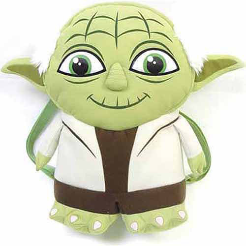 Comic Images Backpack Pals, Yoda