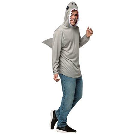 Shark Men's Adult Halloween Costume