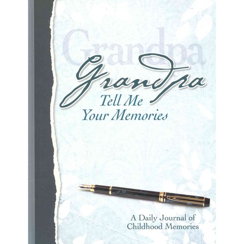 Grandpa, Tell Me Your Memories: Heirloom Edition