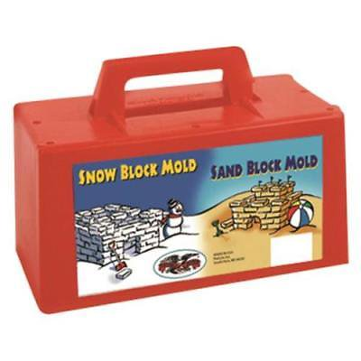 2PK Flexible Flyer Snow & Sand Block Maker