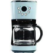 Best Coffee Machines - Haden Heritage 12 Cup Programmable Vintage Retro Home Review