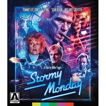 Stormy Monday  Blu Ray   Dvd