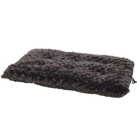 "Petmaker Cushion Pillow Dog Bed, X-Large, 26""x41""x40"", Chocolate"